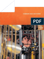 Wartsila 'Combined Heat and Power' Leaflet