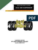11. Axle Suspension
