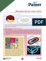B_P_5°grado_S3_Clasificación de los seres vivos