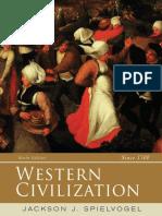 Western Civilization Spielvogel Ninth Edition