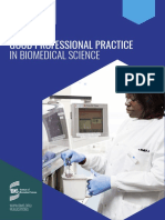 Good Professional Practice in Biomedical Science Web