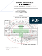 5. Form Standar Instruksi Direktur