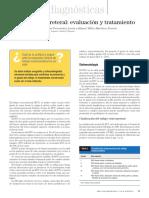 Reflujo vesicoureteral evaluación y tratamiento.pdf