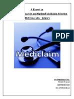 Mediclaim & Health Product 2018