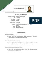 Pablo Rodriguez CV English