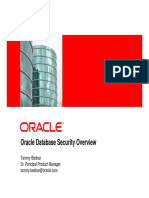 _Insert Picture Here_ Oracle Database Security Overview