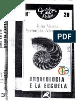 Varela, Julia & Alvarez, Fernando - Arqueologia de la  escuela UF 15 (1).pdf