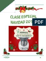 Clase Especial de Navidad 2016