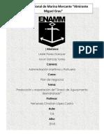 Produccion y Exportacion de Snack de Aguaymanto Deshidratado (Final)