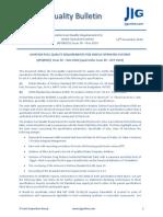 Bulletin 117 AFQRJOS Issue 30 Nov 2018