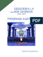 INTRODUCCIÓN A LA CIENCIA SAGRADA (PROGRAMA AGARTHA) - Liber 1