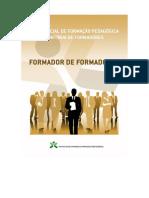 Referencial de Formacao Pedagogica Continua de Formadores - Formador de Formadores