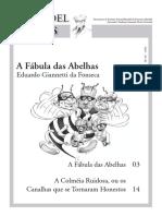A Fábula Das Abelhas