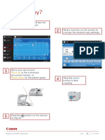 Canon Uniflow Printing-quick Guide