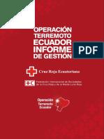 Informe Terremoto 2018