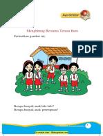B. Indonesia (Pembelajaran 3) Menghitung Bersama Teman Baru