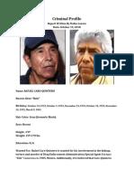 criminal profile- rafael quintero