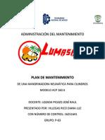 Plan de Mantenimiento Industrial a Equipo (1)D (1)