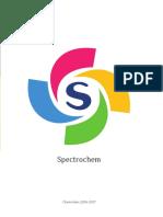 Spectrochem Chemindex 2016 17
