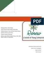 Renew Report