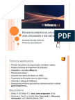 Minicurso Java NetBeans
