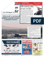 Platinum Gazette 30 November 2018