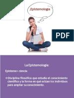 ESPITEMOLOGIA