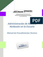 Manual de Procedimientos Técnicos 1