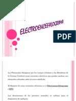 FISIOLOGIA ELECTROENCEFALOGRAMA