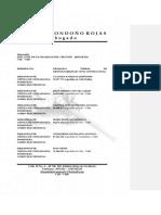 Demanda de Responsabilidad Civil Extracontractual - Familia Angulo Quiñones.