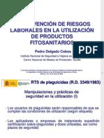 MANUAL Prevencion Trabaj Expuest Plaguicidas AGRICOLA