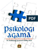 Bambang Psikologi Agama