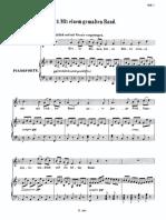 Mit Einem Gemalten Band - Beethoven