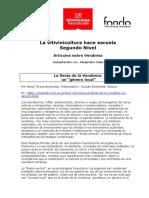 Artículos Sobre Vendimia - Lic. Alejandro Cobo