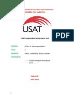 Estatica Aplicada en La Ingenieria Civil