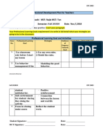 professional development plan for teachers  2