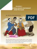 Pelajaran 1 Keadaan Sosial Budaya Masyarakat Arab Pra Islam
