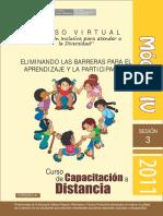 Mód. IV - Sesión 3 - Proceso de diversificación y las adaptaciones curriculares.pdf