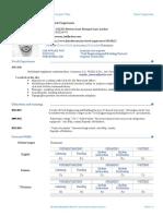 Fscs Information Sheet