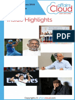 Current Affairs Study PDF - January 2018 by AffairsCloud.pdf