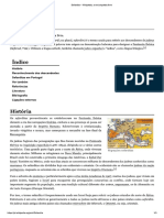 Sefardita – Wikipédia, A Enciclopédia Livre