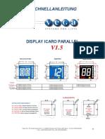 Bedienungsanleitung LCD V30 Vx E
