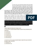Biofisika Modul 1 Struktur Fungsi Sel