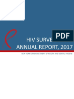 Hiv Surveillance Annualreport 2017