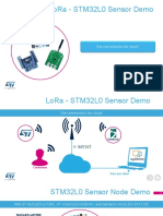 En.iot World2017 STM32L0 LoRa