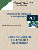 Aula 3 - Comissão de Farmácia e Terapêutica.ppt
