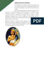 Biografia Corta de Atahualpa