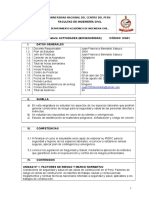 Silabo Bioseguridad 2018-I