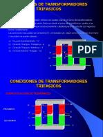 3.4 Conexion de Transf. Tifasicos