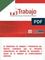 1. Ley y Reglamento Sset Ministerio de Trabajo